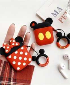 Minnie Mouse AirPods Case Shock Proof Cover