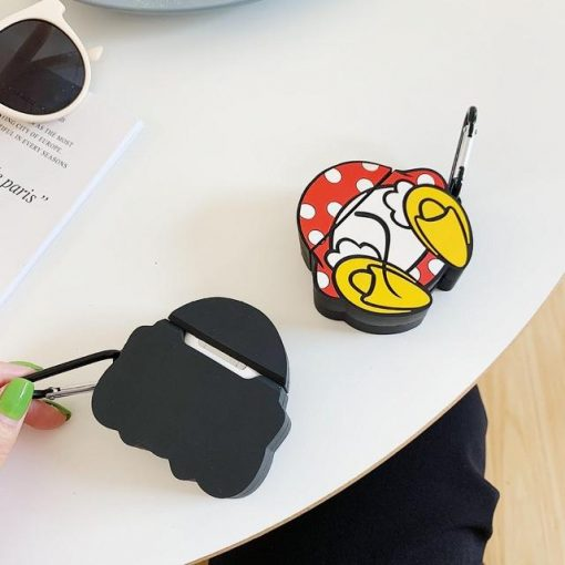 Minnie Mouse 'Dress' Premium AirPods Case Shock Proof Cover