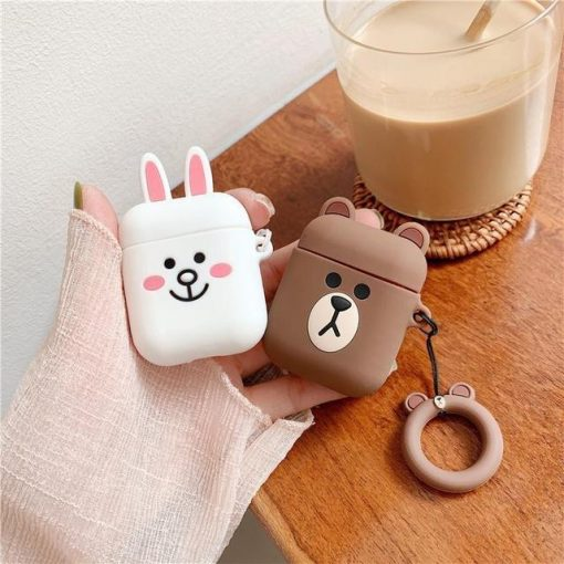 Mouse AirPods Case Shock Proof Cover