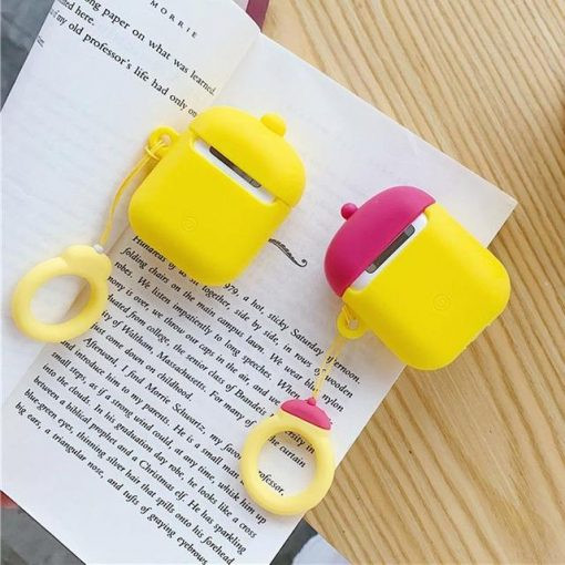 Nerdy Duck AirPods Case Shock Proof Cover