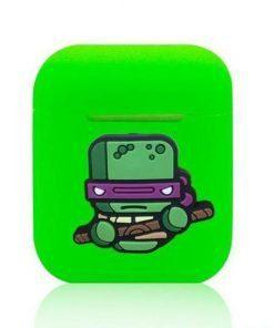 Ninja Turtles Donatello AirPods Case Shock Proof Cover