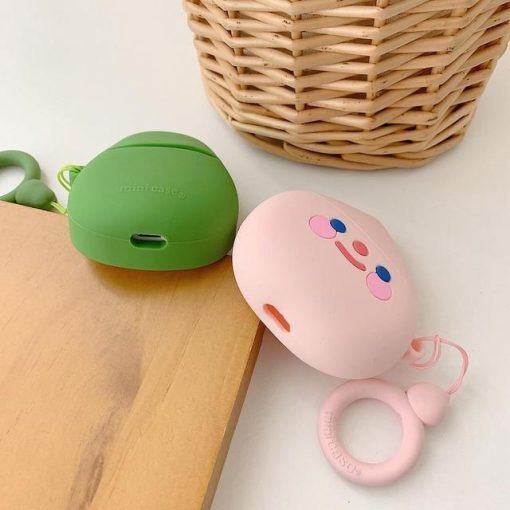 Peaches AirPods Case Shock Proof Cover