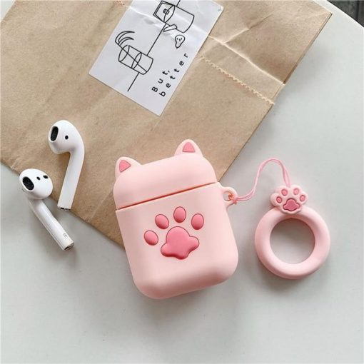 Piggy Foot AirPods Case Shock Proof Cover
