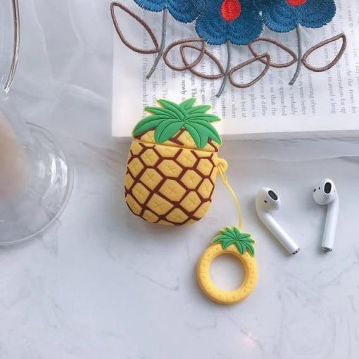 Pineapple AirPods Case Shock Proof Cover