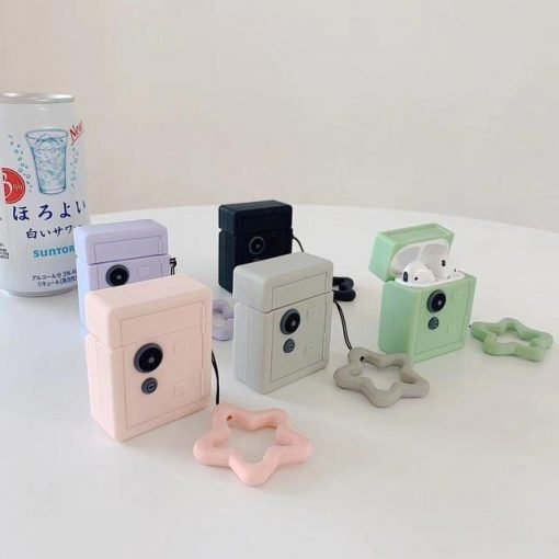 Pink Safe AirPods Case Shock Proof Cover