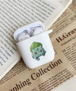 Pokemon Bulbasaur AirPods Case Shock Proof Cover