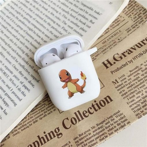 Pokemon Charmander AirPods Case Shock Proof Cover