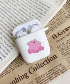 Pokemon Ditto AirPods Case Shock Proof Cover