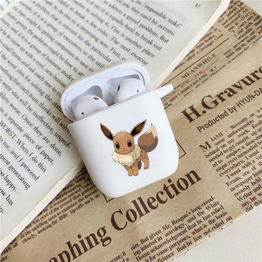 Pokemon Eevee AirPods Case Shock Proof Cover