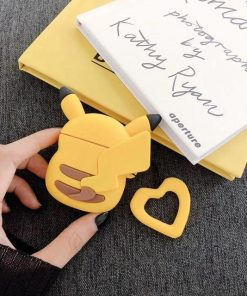Pokemon Pikachu 'Tail' Premium AirPods Case Shock Proof Cover