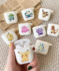 Pokemon Squirtel AirPods Case Shock Proof Cover