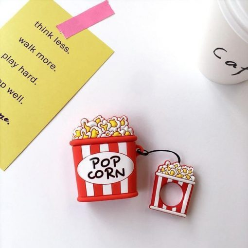 Popcorn AirPods Case Shock Proof Cover