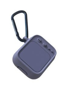 Purple Tube TV AirPods Case Shock Proof Cover