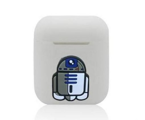 R2-D2 AirPods Case Shock Proof Cover