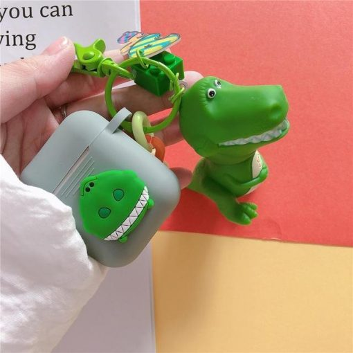 Rex Toy Story AirPods Case Shock Proof Cover