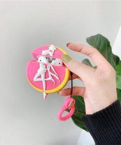 Sailor Moon 'Eclipse Logo' Premium AirPods Case Shock Proof Cover
