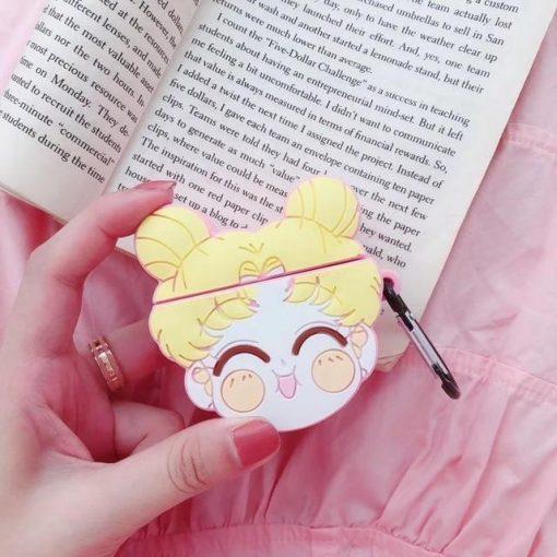 Sailor Moon 'Sailor Venus' Premium AirPods Case Shock Proof Cover