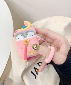 Sailor Moon 'Wand' AirPods Case Shock Proof Cover