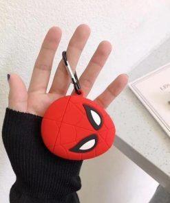 Spiderman 'Amazing Spiderman' Premium AirPods Case Shock Proof Cover