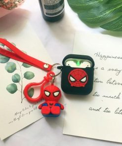 Spiderman Comic AirPods Case Shock Proof Cover