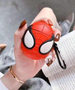 Spiderman Premium AirPods Case Shock Proof Cover