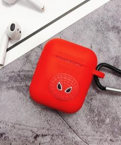Spiderman Spidey AirPods Case Shock Proof Cover