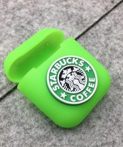 Starbucks Green AirPods Case Shock Proof Cover