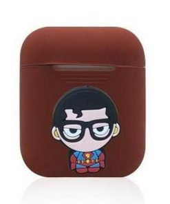 Superman 'Clark Kent' AirPods Case Shock Proof Cover