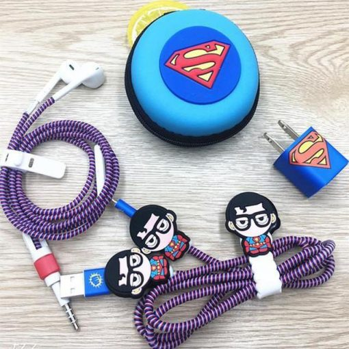 Superman Clark Kent Charging Set