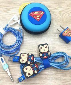 Superman Dark Charging Set