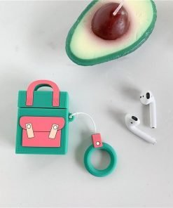 Teal Pocketbook Premium AirPods Case Shock Proof Cover
