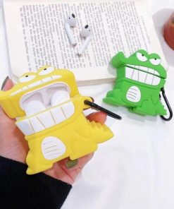 Tohato Green Premium AirPods Case Shock Proof Cover