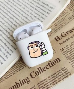 Toy Story Buzz Lightyear Comic AirPods Case Shock Proof Cover