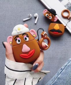 Toy Story 'Mrs Potato Head' Premium AirPods Case Shock Proof Cover