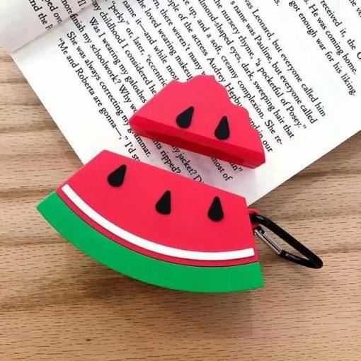 Watermelon Premium AirPods Case Shock Proof Cover