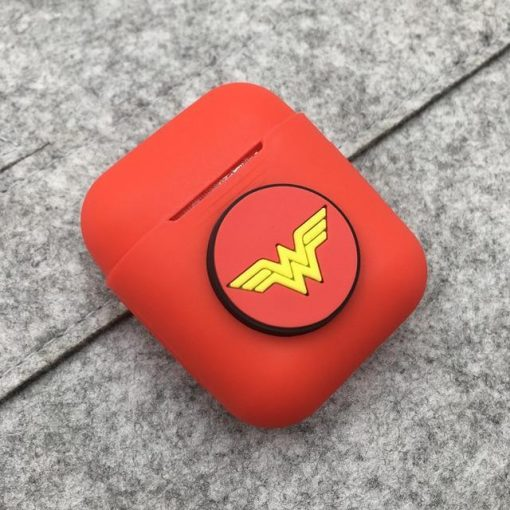 Wonder Woman AirPods Case Shock Proof Cover