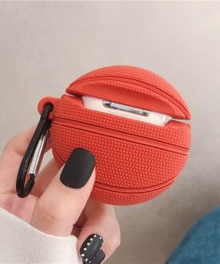 Basketball Premium AirPods Case Shock Proof Cover