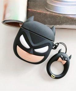 Batman 'Comic' Premium AirPods Case Shock Proof Cover