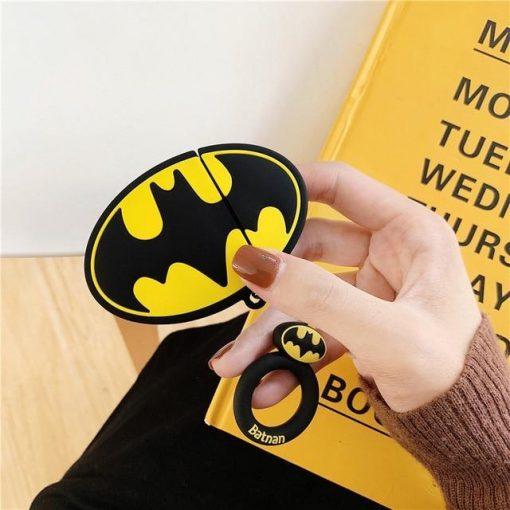 Batman 'Logo' Premium AirPods Case Shock Proof Cover