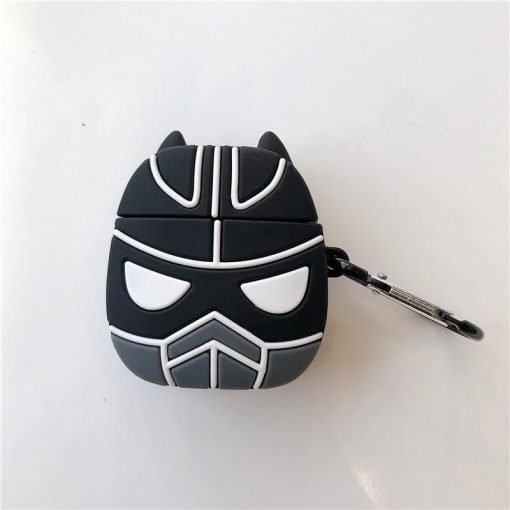 Black Panther Premium AirPods Case Shock Proof Cover