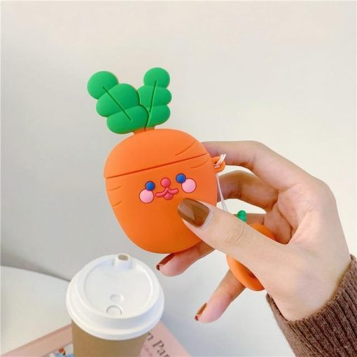 Carrot Premium AirPods Case Shock Proof Cover