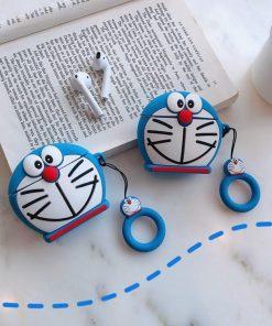 Doraemon Premium AirPods Case Shock Proof Cover
