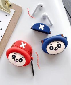 One Piece 'Tony Tony Chopper Red' Premium AirPods Case Shock Proof Cover