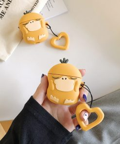 Pokemon Psyduck Premium AirPods Case Shock Proof Cover