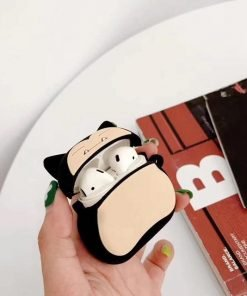 Pokemon Snorlax Premium AirPods Case Shock Proof Cover