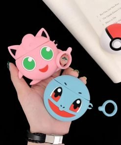 Pokemon 'Squirtle' Premium AirPods Case Shock Proof Cover