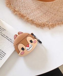 Chip and Dale 'Cute Dale' Premium AirPods Case Shock Proof Cover