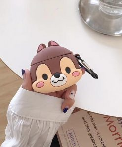 Chip and Dale 'Cute Chip' Premium AirPods Case Shock Proof Cover