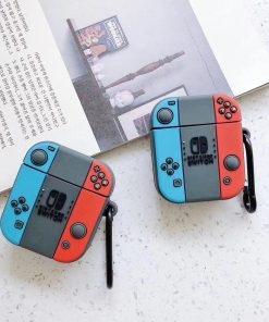 Nintendo Switch Premium AirPods Case Shock Proof Cover