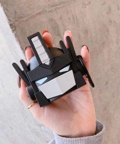 Transformers 'Black' Premium AirPods Case Shock Proof Cover
